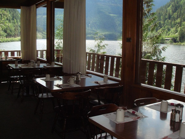 Monashee Dining Room